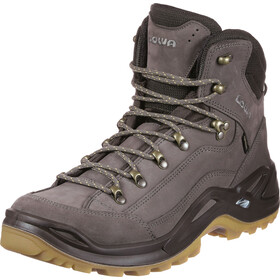Lowa Renegade GTX Mid Shoes Men stone/brown